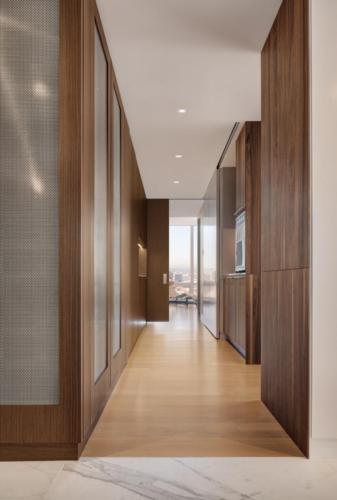 Trump Tower Condo; Chicago, IL; Becker Architects; Darris Lee Harris Job#1289
